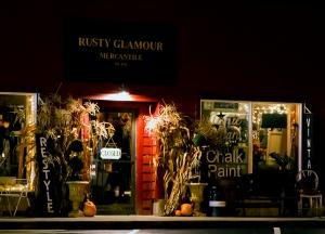 rusty glamour